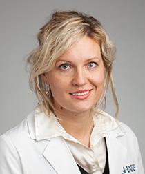Dr. Halyna West